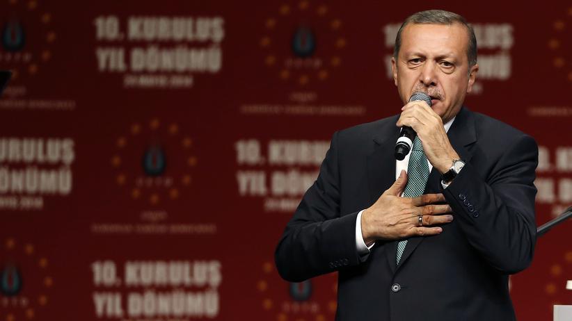Recep Tayyip Erdogan Köln