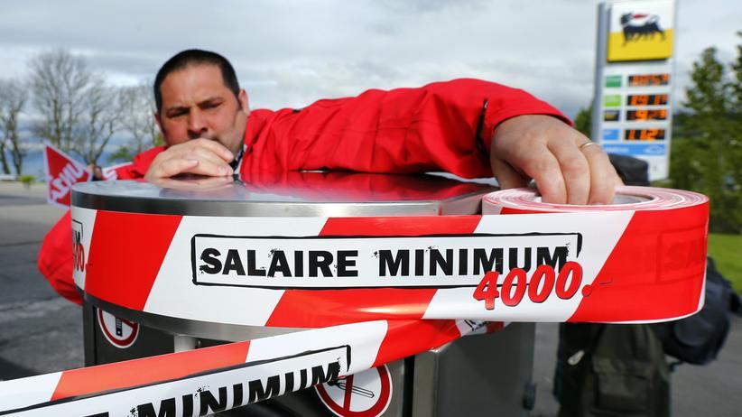 Mindestlohn: Die Schweiz wird arbeitnehmerfreundlicher