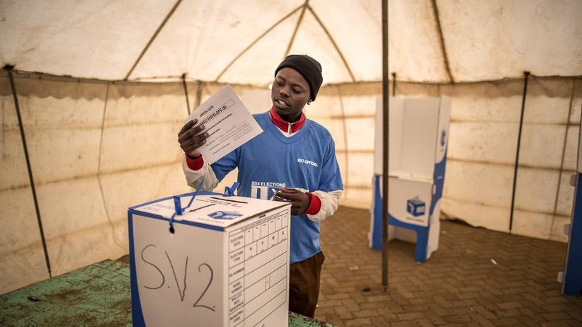 Südafrika: Frei geboren, früh verbittert