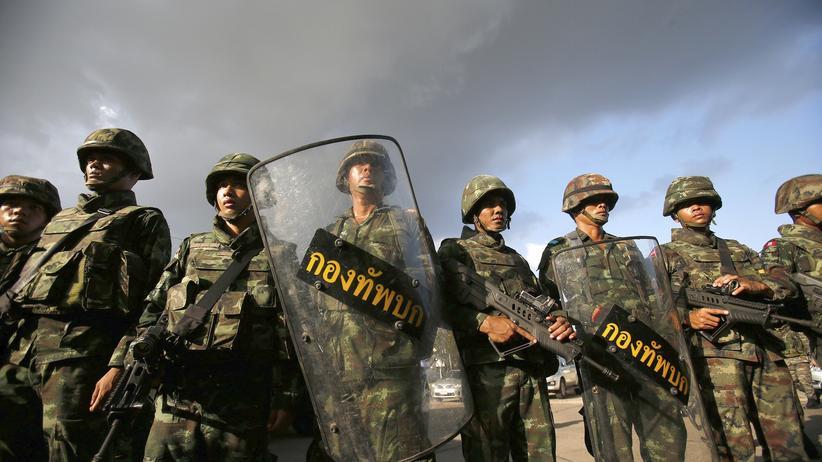 Putsch in Thailand: Die Maschinengewehr-Reformer