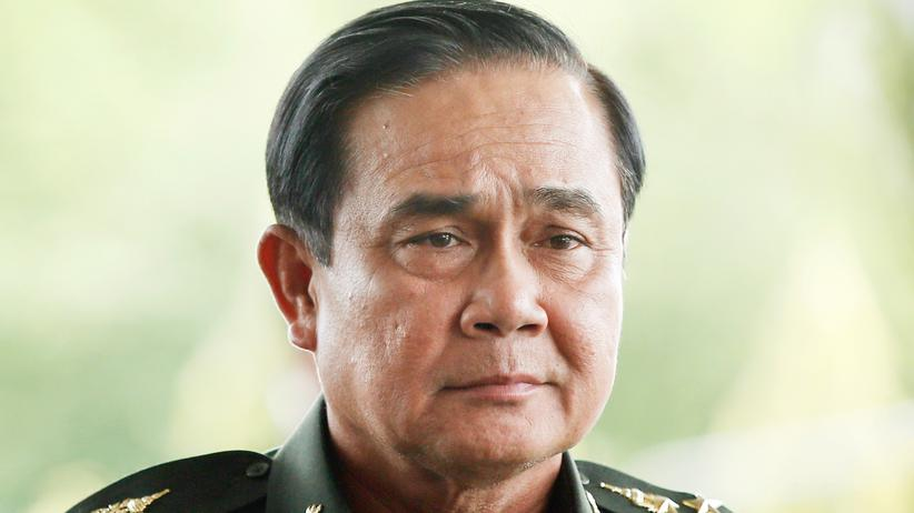 Putsch: Armee übernimmt Macht in Thailand