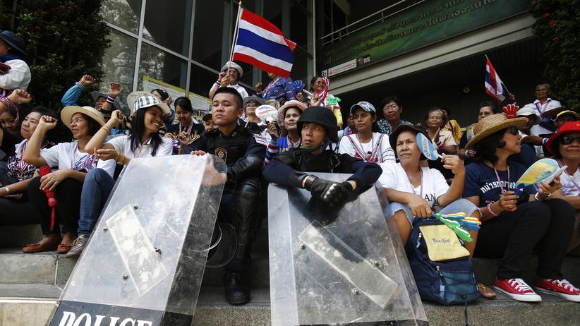 Thailand Bangkok Regierung