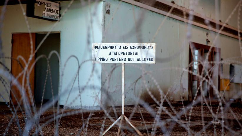 Menschenrechtsgerichtshof: Der verlassene Flughafen von Nikosia auf Zypern