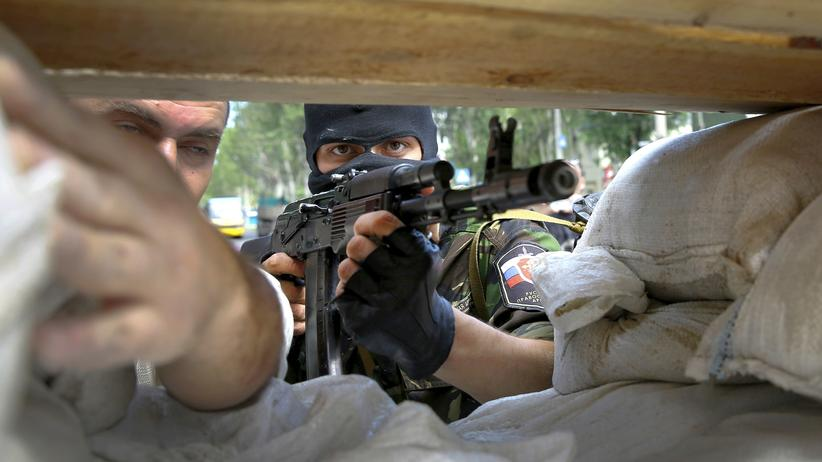 Ostukraine: Von Stabilität keine Spur