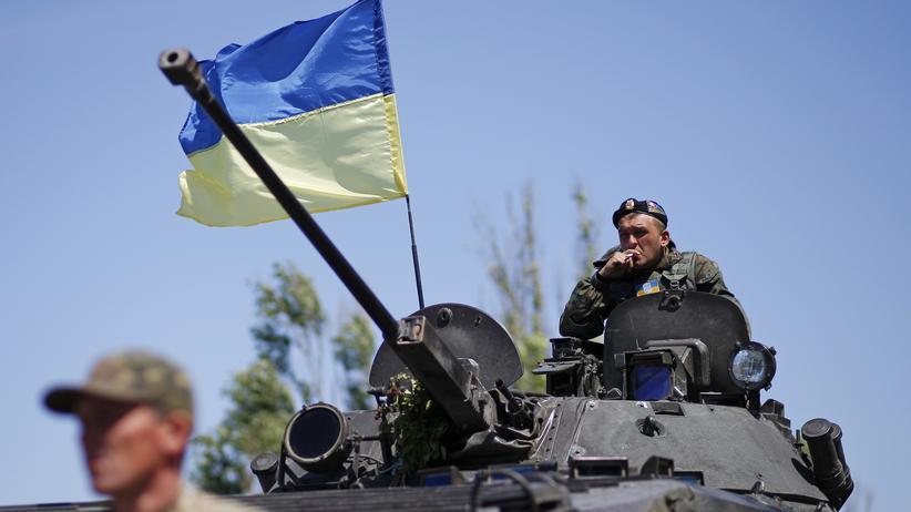 Ukraine: Militärische Reaktionen sind nicht gleich Kriegstreiberei