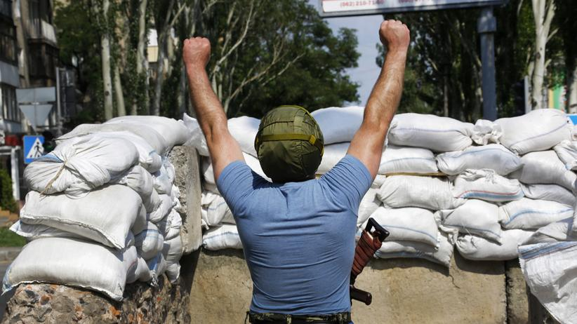 Ukraine: Separatisten halten OSZE-Beobachter fest