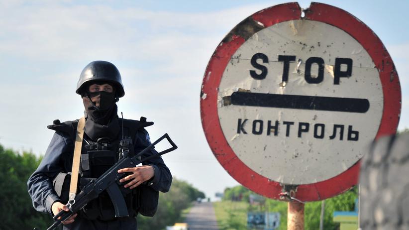 Ukraine-Live-Blog: Viel Gewalt und ein wenig Hoffnung auf Frieden