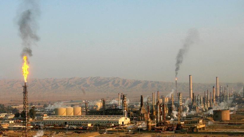 Baidschi: Isis greift Iraks größte Ölraffinerie an