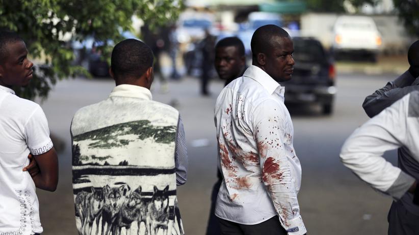 Terrorismus: Boko-Haram-Islamisten töten viele Kirchgänger in Nigeria