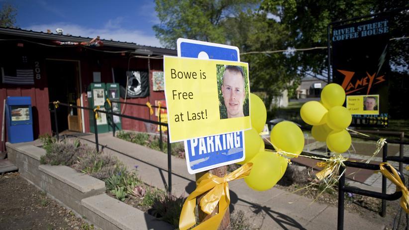 US-Soldat: Bergdahls Heimatort sagt Willkommensfeier ab