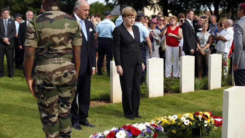 D-Day Live-Blog: Merkel dankt Alliierten für Befreiung