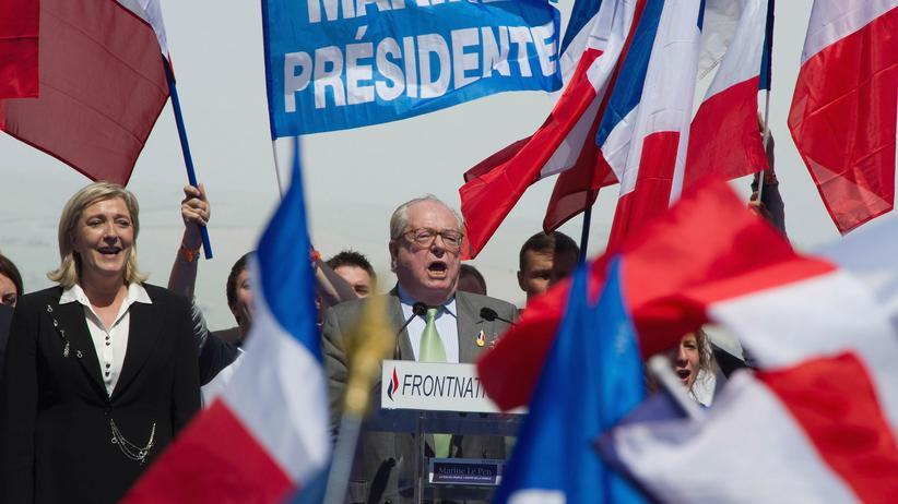 Front National: Greise Antisemiten, rechte Bürgermeister
