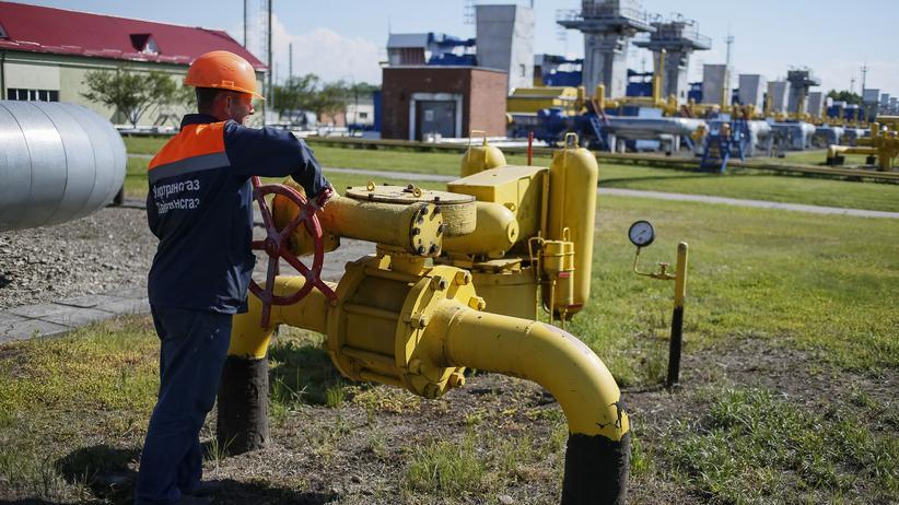 Gasstreit: Gazprom gewährt Ukraine Aufschub