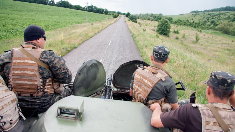 Ukraine: Russland schickt wieder Truppen an die Grenze
