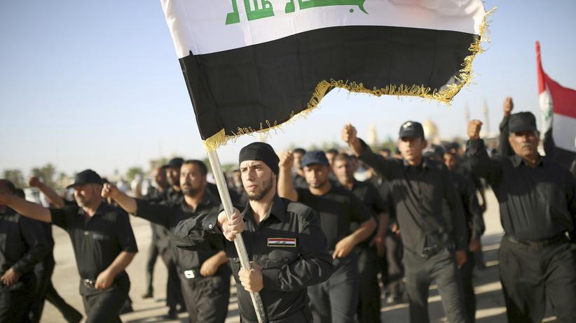 Isis-Offensive: Irak bittet USA um Luftangriffe auf Islamisten