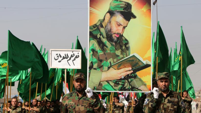 Irak: Al-Sadr bringt seine Bluthunde zurück