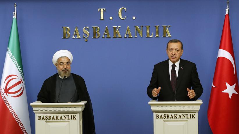 Nahost: Iran und Türkei kündigen Zusammenarbeit an