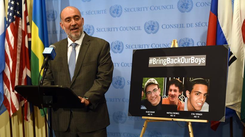 Israel: Suchaktion oder Strafaktion?