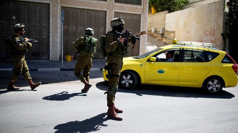 Jüdische Jugendliche: Israel nimmt 51 palästinensische Ex-Gefangene fest