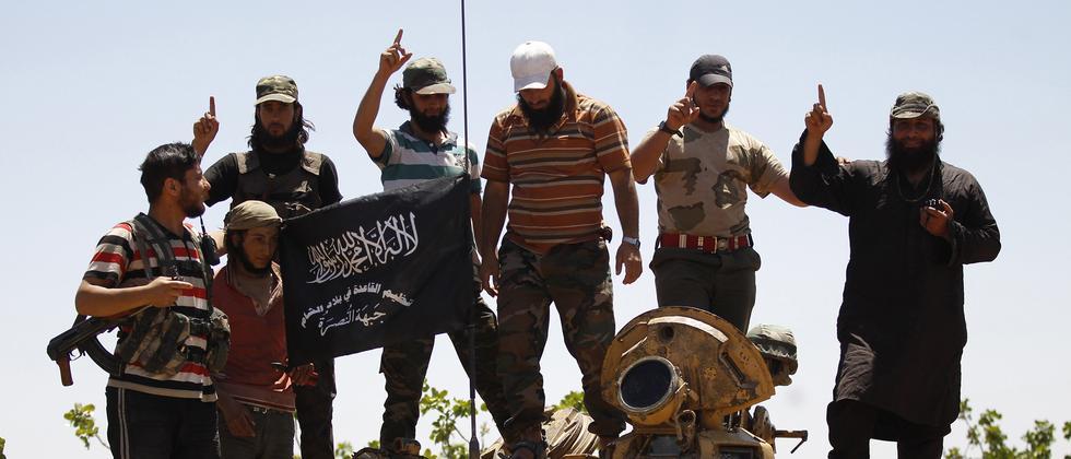 Dschabhat al-Nusra