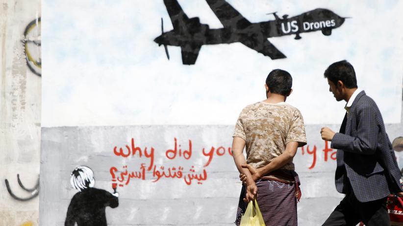 USA veröffentlichen Begründung für Drohnen-Angriff