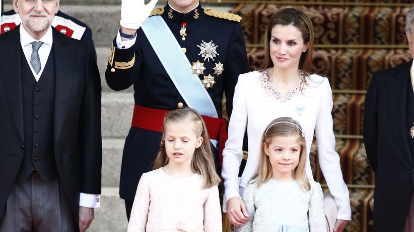 Spanien: Felipe VI. als König vereidigt