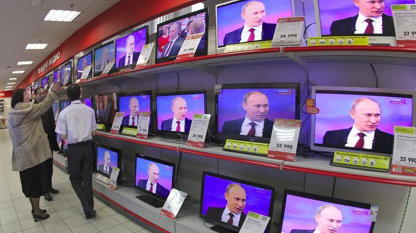 Neue Gewerkschaft: Russische Journalisten rüsten sich gegen den Kreml