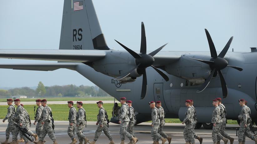 Nato Einsätze Osteuropa Mosaku