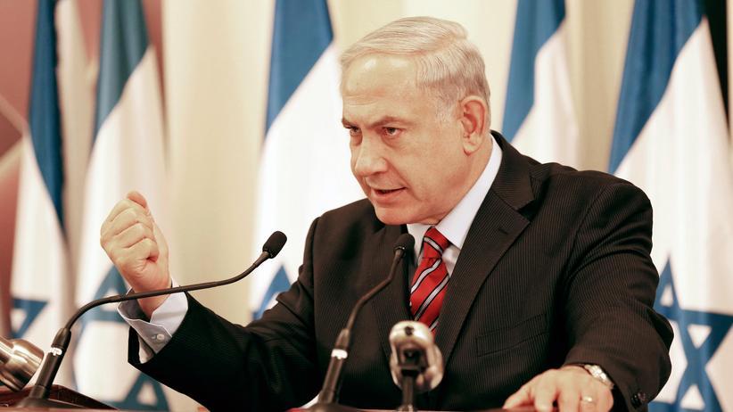 Nahost-Konflikt: Israels Premier Benjamin Netanjahu (Archiv)