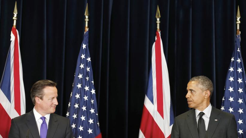 Obamas Außenpolitik: Beißt der? Nö