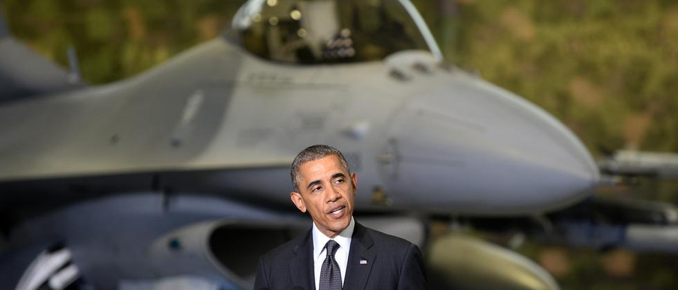 Obama besucht Polen