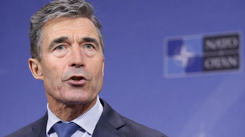 Ukraine-Krise: Nato verlängert Kooperationssperre mit Russland