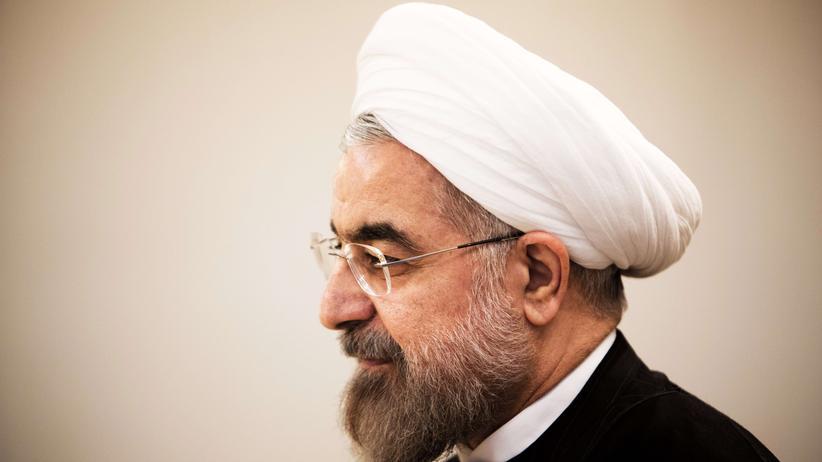 Hassan Ruhani: Irak: Stell Dir vor, es ist Krieg und der Schurke wird ...
