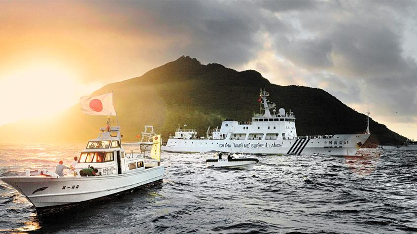 """Senkaku-Inseln: """"Eines Tages werden sie uns angreifen"""""""