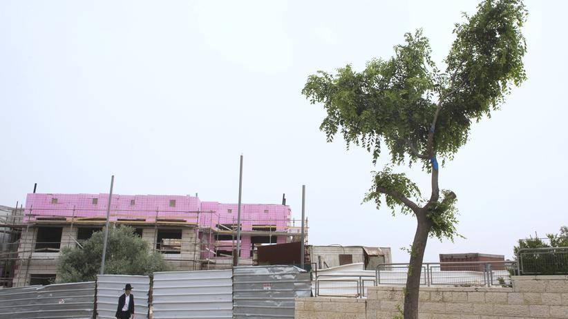 """Siedlungsbau: Palästinenser drohen mit """"beispielloser"""" Reaktion"""
