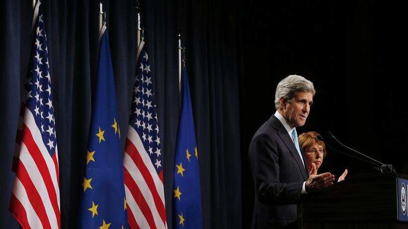 Außenpolitik: Europa muss seine Beziehungen zu den USA neu justieren