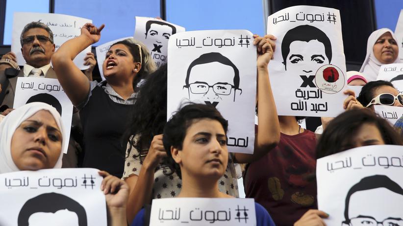Ägypten: Das Machtkartell in Kairo zeigt erste Risse