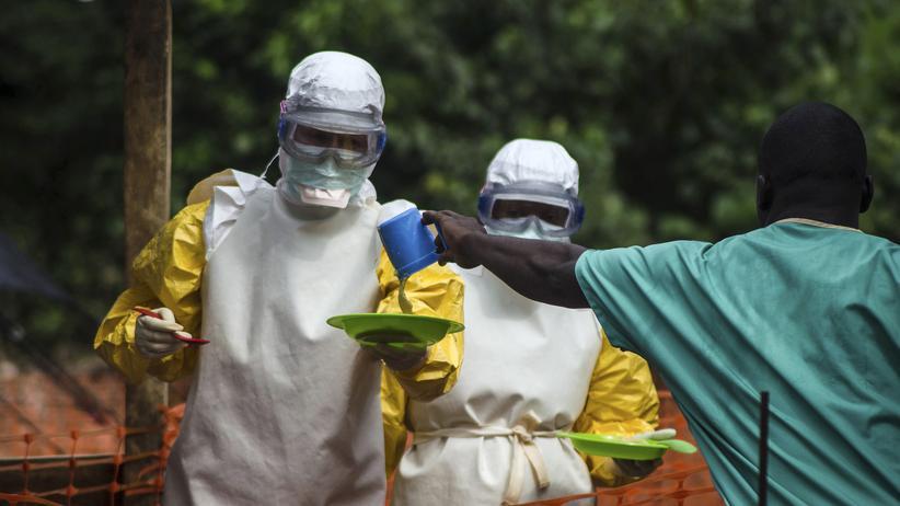 Ebola-Epidemie: Ärzte ohne Grenzen im Kampf gegen die Ebola-Epidemie