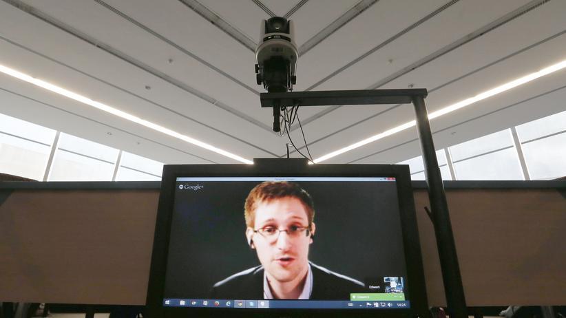 Edward Snowden NSA Russland Asyl