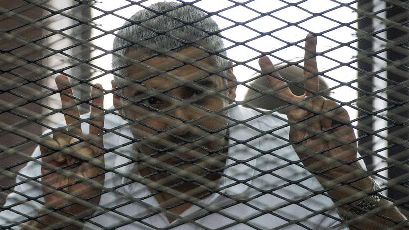 Journalisten in Ägypten: Unerwünscht und weggeschlossen