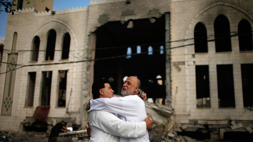 Gaza-Krieg: Mehr als 100 Palästinenser sterben bei neuen Angriffen