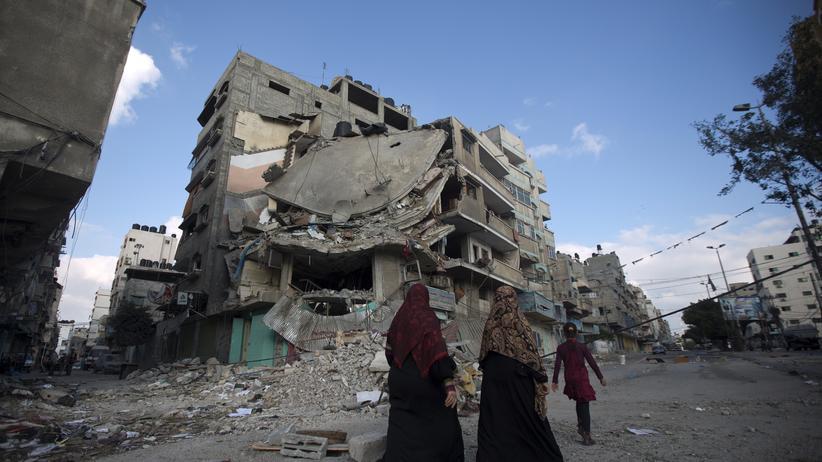 Israel: Elf Tote nach Luftangriffen im Gazastreifen