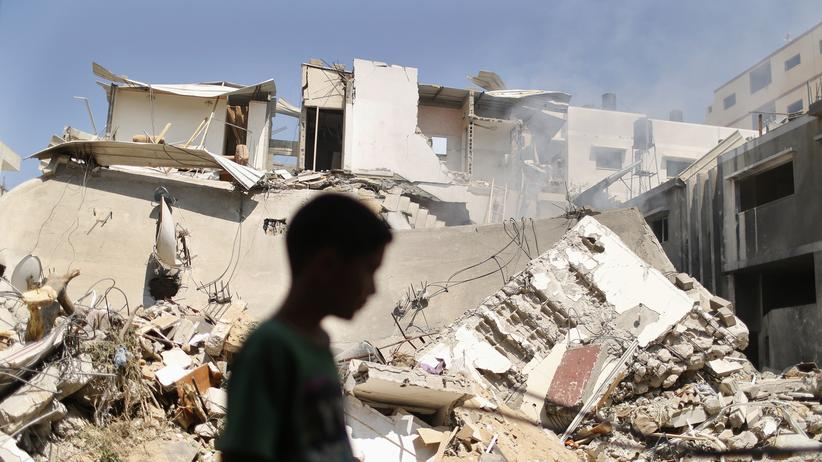 Gazastreifen: Gaza entriegeln!