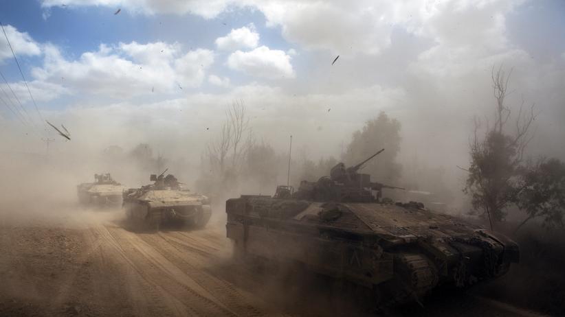 Nahost-Konflikt: Israel lehnt Waffenruhe im Gazastreifen ab