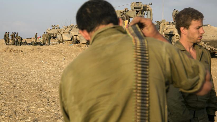 Gaza-Krieg: Israel will bis zum letzten Tunnel kämpfen