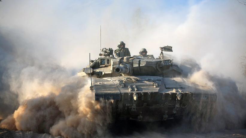 Nahost-Konflikt: Palästinenser bei Angriff in Israel getötet