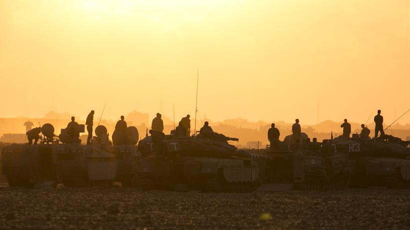 Gazastreifen: Zehntausende Palästinenser suchen Schutz bei UN