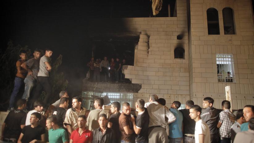 Gazastreifen: Israel bombardiert Hamas-Stützpunkte