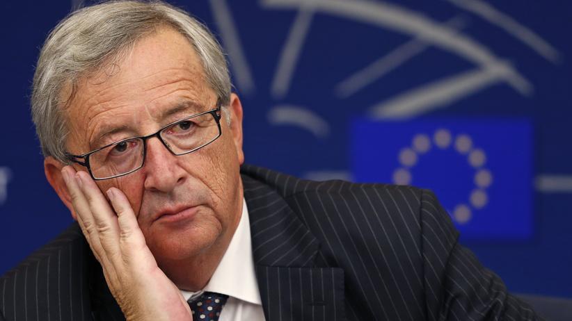Der neue EU-Kommissionspräsident Jean-Claude Juncker