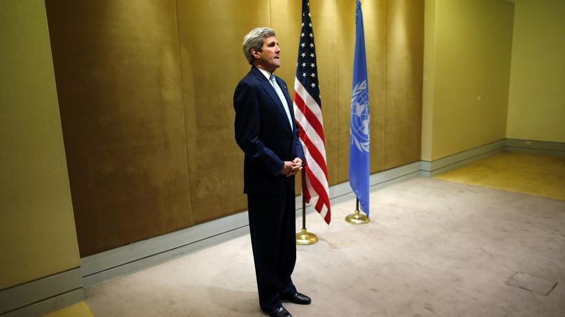 Nahost-Konflikt: Kerry legt neuen Plan für Waffenruhe im Gazastreifen vor